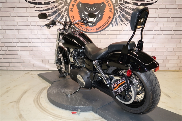 2017 Harley-Davidson Dyna Wide Glide at Wolverine Harley-Davidson