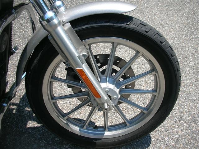 2007 Harley-Davidson Sportster 883 Low at Hampton Roads Harley-Davidson