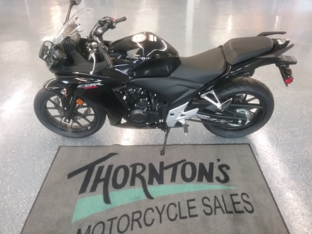 2015 Honda CBR 500R at Thornton's Motorcycle - Versailles, IN