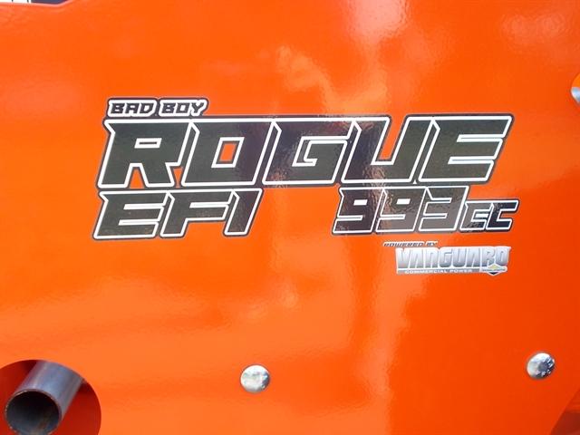 2020 Bad Boy Mowers Rogue Rogue at Nishna Valley Cycle, Atlantic, IA 50022