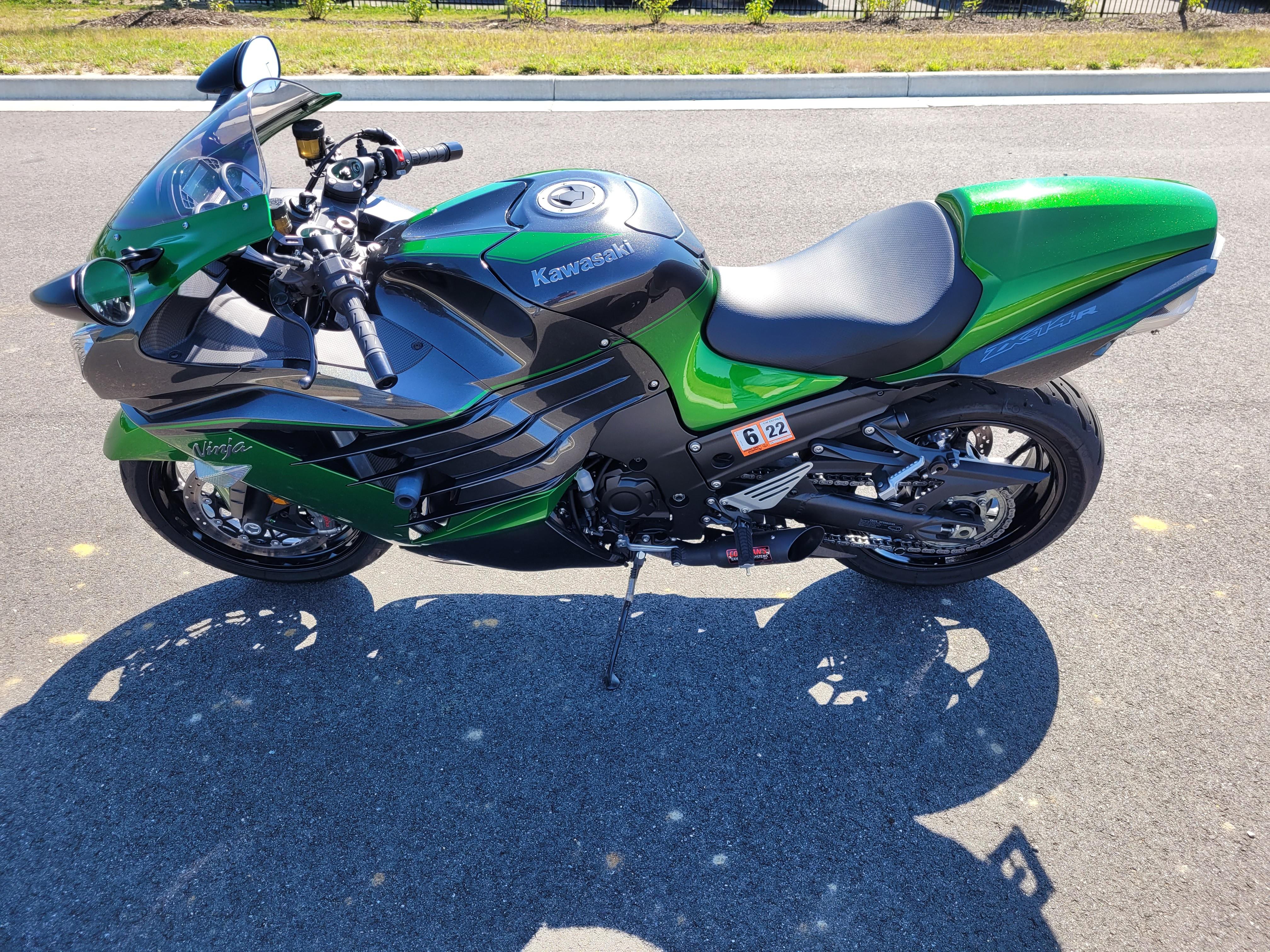 2018 Kawasaki Ninja ZX-14R ABS SE at Richmond Harley-Davidson