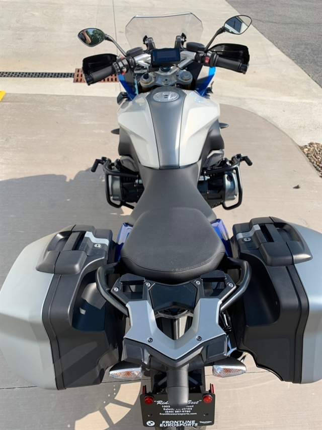 2017 BMW R 1200 RS at Frontline Eurosports