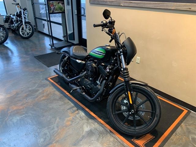 2021 Harley-Davidson Street XL 1200NS Iron 1200 at Vandervest Harley-Davidson, Green Bay, WI 54303