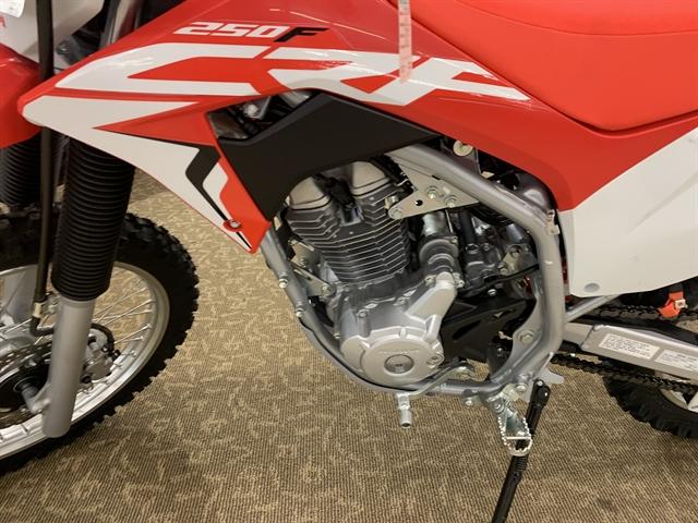 2020 Honda CRF 250F at Columbia Powersports Supercenter