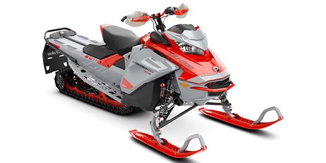 2021 Ski-Doo Backcountry X-RS 146 850 E-TEC at Hebeler Sales & Service, Lockport, NY 14094