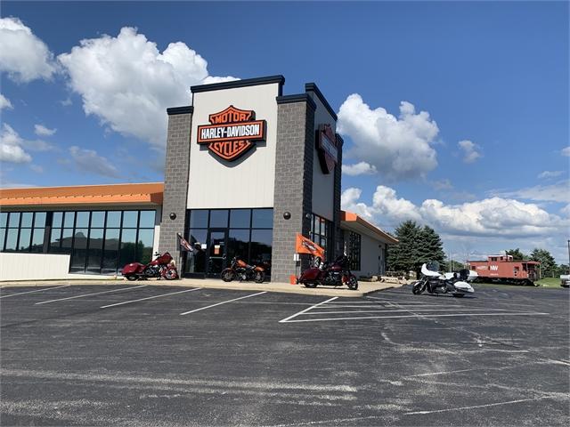2020 Harley-Davidson Softail Low Rider S at Hot Rod Harley-Davidson