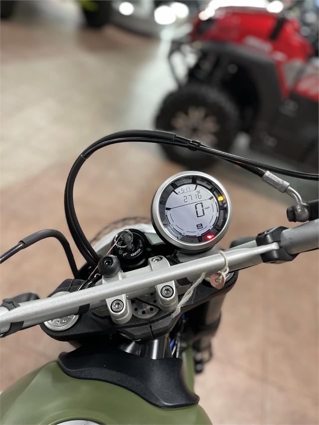 2015 Ducati Scrambler Icon at Clawson Motorsports