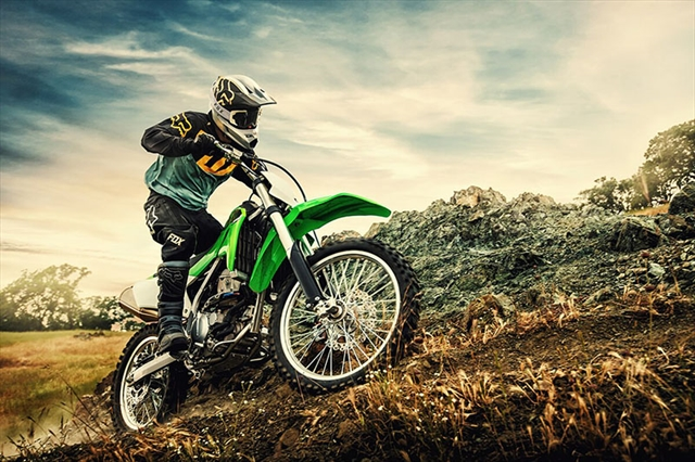 2020 Kawasaki KLX 300R at Hebeler Sales & Service, Lockport, NY 14094