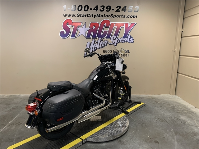 2019 Harley-Davidson Softail Heritage Classic at Star City Motor Sports