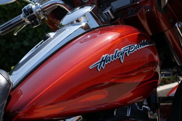 2010 Harley-Davidson Electra Glide CVO Ultra Classic at Ventura Harley-Davidson