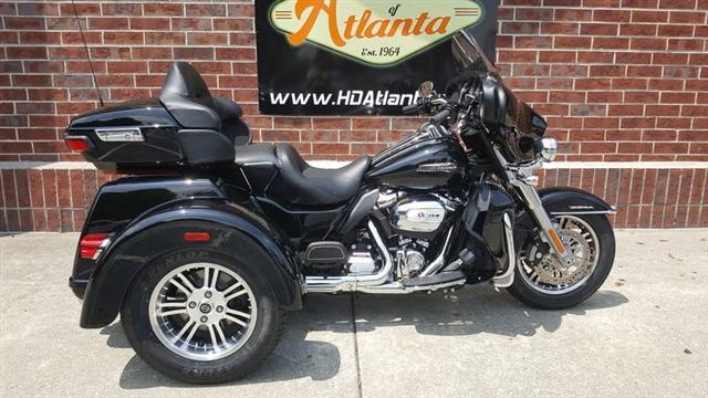 2019 Harley-Davidson Trike Tri Glide Ultra at Harley-Davidson® of Atlanta, Lithia Springs, GA 30122