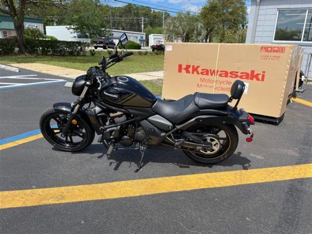 2020 Kawasaki Vulcan S Base at Powersports St. Augustine