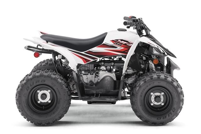 2019 Yamaha YFZ 50 at Lynnwood Motoplex, Lynnwood, WA 98037