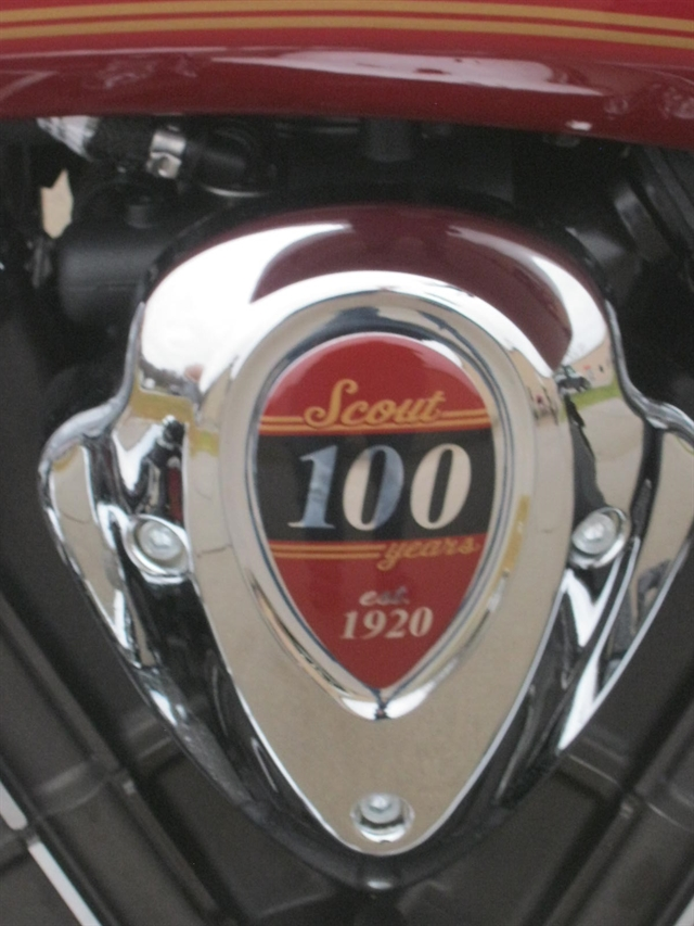 2020 Indian Motorcycle Scout 100th Anniversary at Brenny's Motorcycle Clinic, Bettendorf, IA 52722