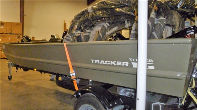 2018 TRACKER TOPPER 1542 at Pharo Marine, Waunakee, WI 53597
