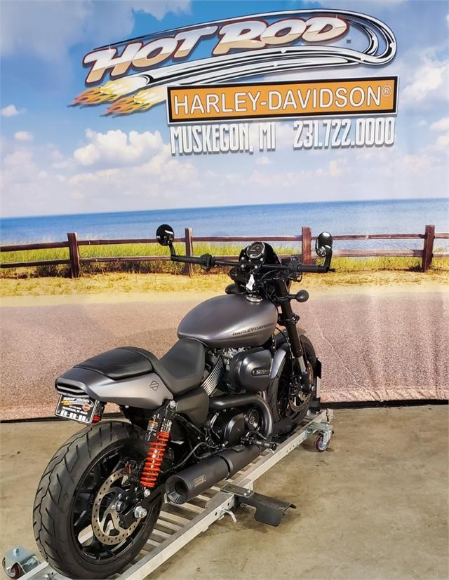 2017 Harley-Davidson Street Rod at Hot Rod Harley-Davidson