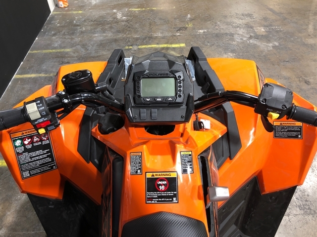 2020 Polaris Scrambler 850 at Sloans Motorcycle ATV, Murfreesboro, TN, 37129