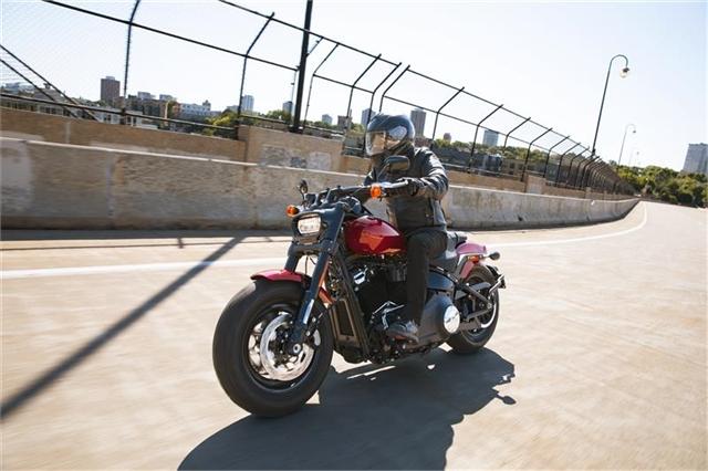 2021 Harley-Davidson Cruiser FXFBS Fat Bob 114 at Buddy Stubbs Arizona Harley-Davidson