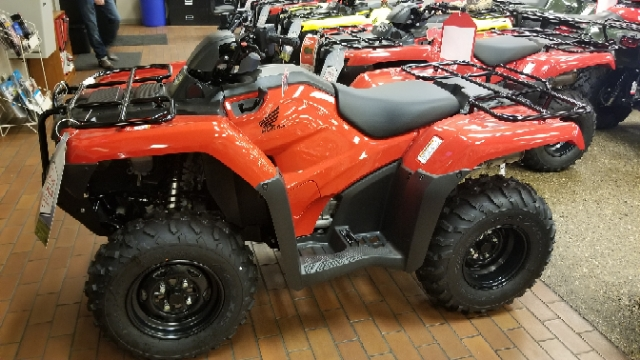 2018 Honda FourTrax Rancher 4X4 Automatic DCT EPS at Mungenast Motorsports, St. Louis, MO 63123