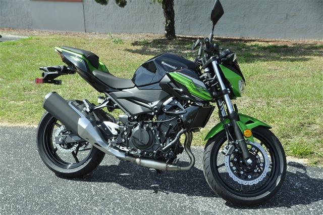 2019 Kawasaki Z400 ABS at Seminole PowerSports North, Eustis, FL 32726