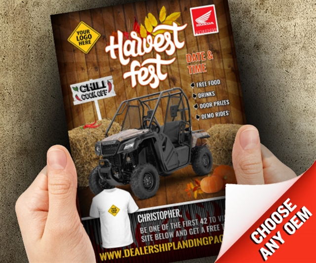 2018 Fall Harvest Fest Powersports at PSM Marketing - Peachtree City, GA 30269
