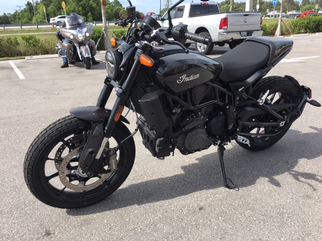 2019 Indian FTR 1200 Base at Fort Myers