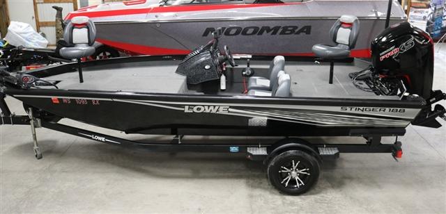2017 Lowe Stinger 188 at Fort Fremont Marine, Fremont, WI 54940