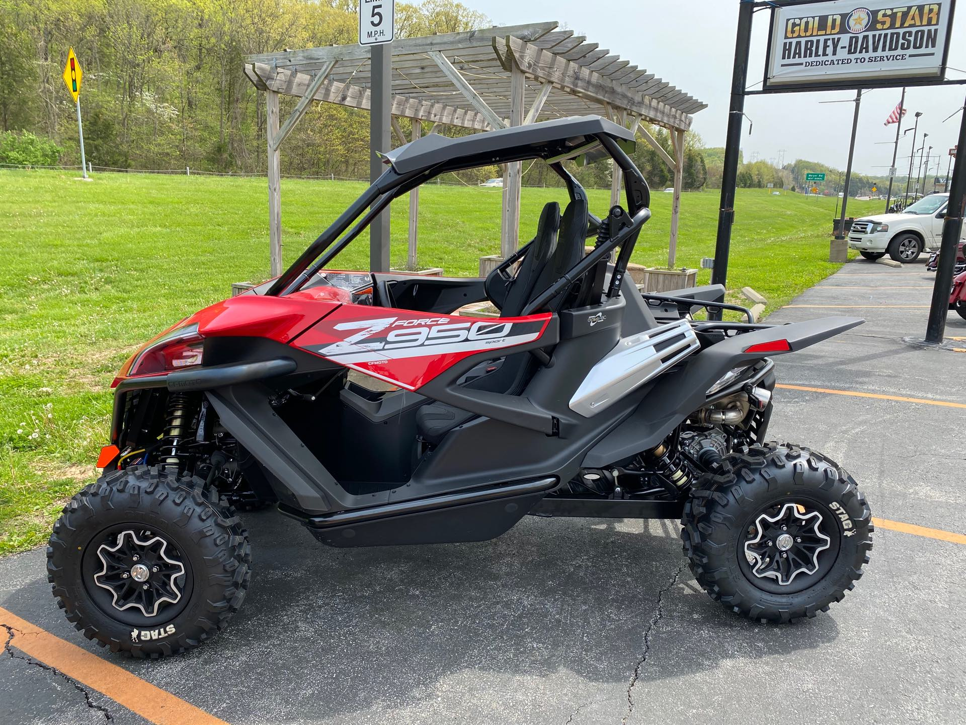2021 CFMOTO ZFORCE 950 Sport at Gold Star Outdoors
