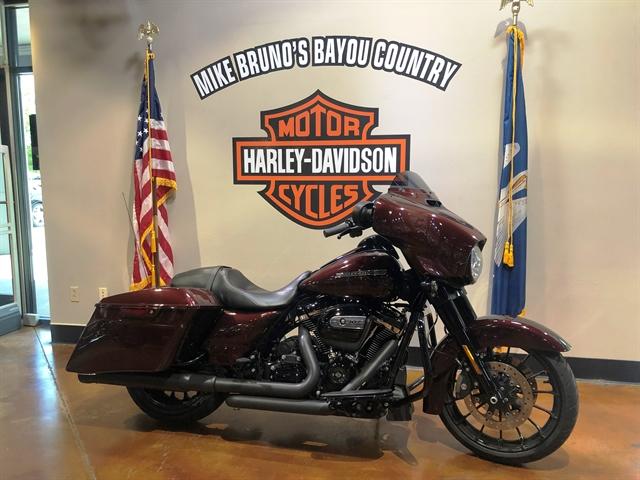 2018 Harley-Davidson Street Glide Special at Mike Bruno's Bayou Country Harley-Davidson