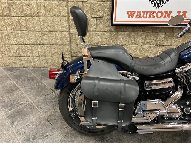2012 Harley-Davidson Dyna Glide Super Glide Custom at Iron Hill Harley-Davidson