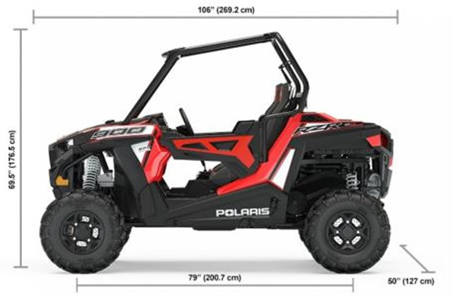 2019 Polaris RZR 900 EPS at Pete's Cycle Co., Severna Park, MD 21146