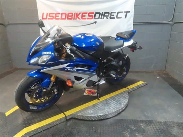 2015 Yamaha YZF R6 at Used Bikes Direct