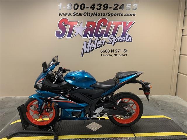 2021 YAMAHA YZFR3AMT at Star City Motor Sports