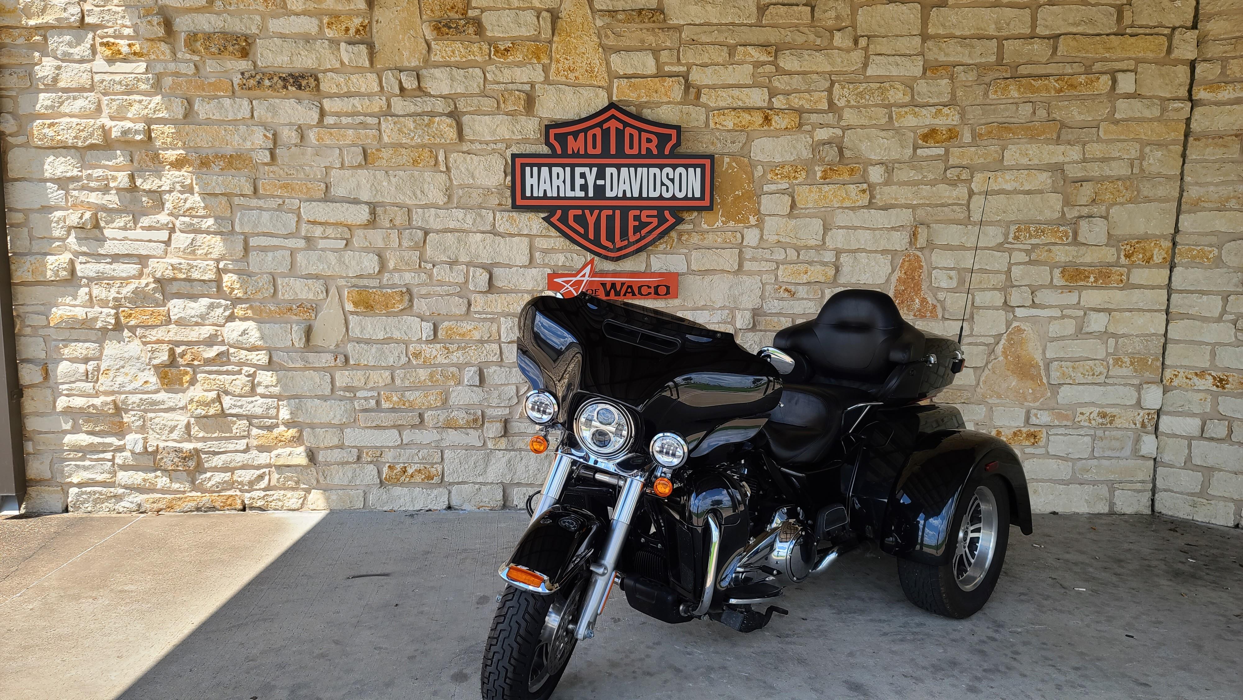 2018 Harley-Davidson Trike Tri Glide Ultra at Harley-Davidson of Waco