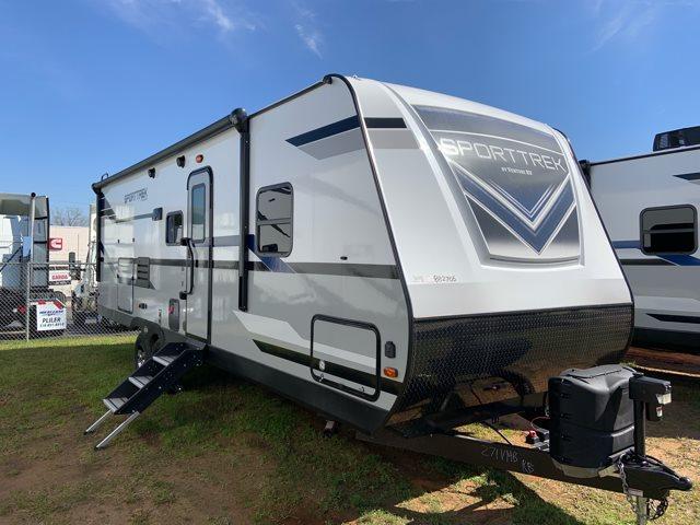 2019 Venture RV SportTrek ST271VMB Rear Bath at Campers RV Center, Shreveport, LA 71129
