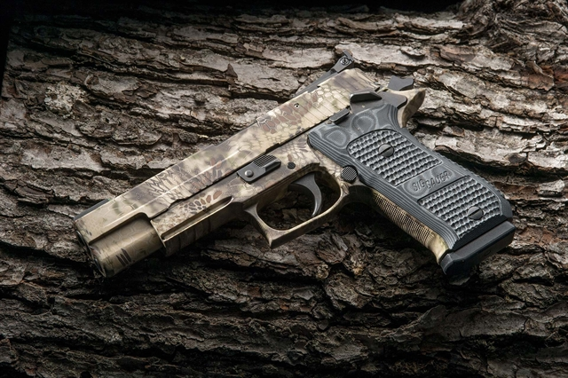 2018 Sig Sauer P220 at Harsh Outdoors, Eaton, CO 80615