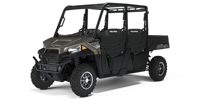 2021 Polaris Ranger Crew 570 Premium at Prairie Motor Sports