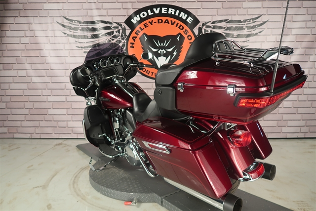 2015 Harley-Davidson Electra Glide Ultra Classic Low at Wolverine Harley-Davidson