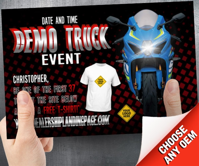 2019 Anytime Demo Truck Event at PSM Marketing - Peachtree City, GA 30269