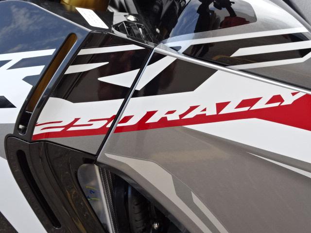 2018 Honda CRF250LR RALLY 250L Rally at Genthe Honda Powersports, Southgate, MI 48195
