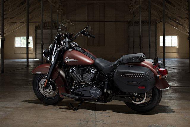 2018 Harley-Davidson Softail Heritage Classic at Williams Harley-Davidson