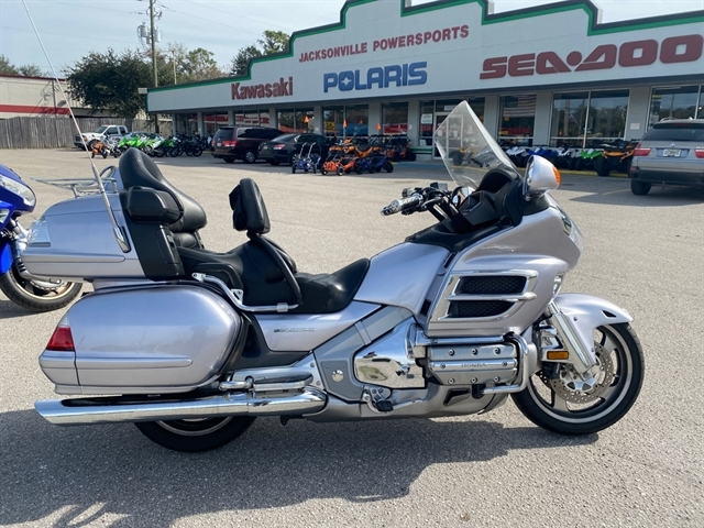 2009 Honda Gold Wing Audio / Comfort at Jacksonville Powersports, Jacksonville, FL 32225