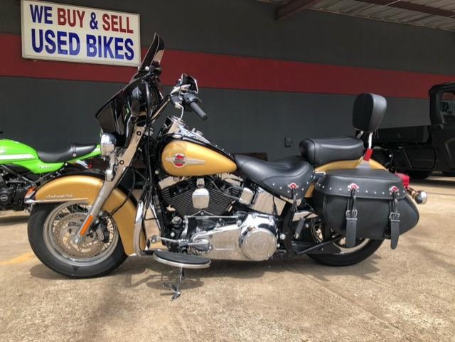 2017 Harley-Davidson Softail Heritage Softail Classic at Wild West Motoplex