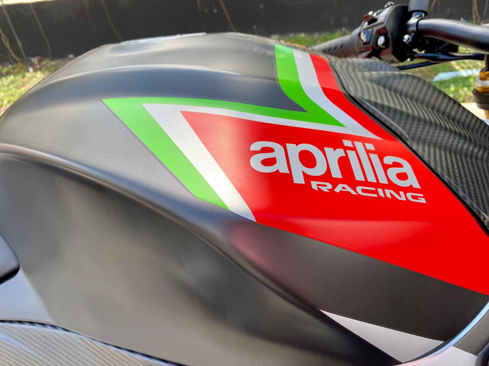 2020 Aprilia Tuono V4 1100 Factory at Tampa Triumph, Tampa, FL 33614