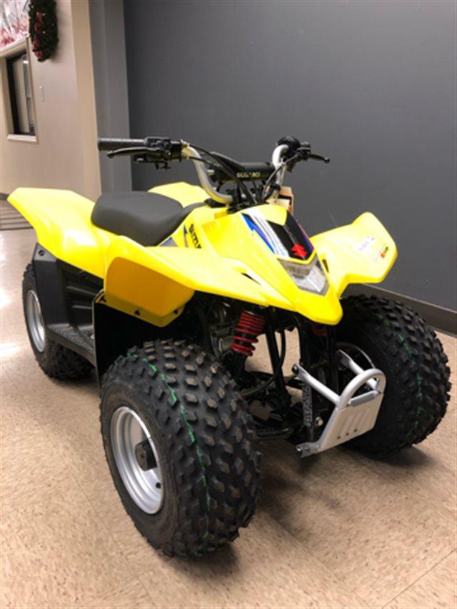 2019 Suzuki QuadSport Z50 at Sloan's Motorcycle, Murfreesboro, TN, 37129