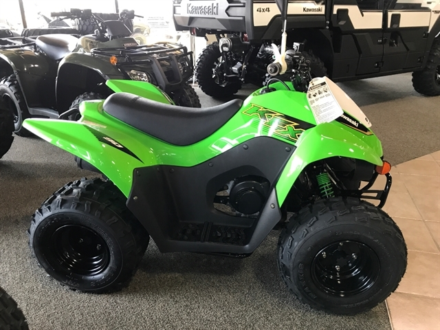 2020 Kawasaki KFX 90 90 at Dale's Fun Center, Victoria, TX 77904