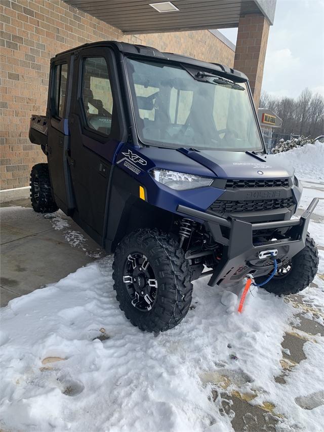 2021 Polaris Ranger Crew XP 1000 NorthStar Edition Premium at Southern Illinois Motorsports