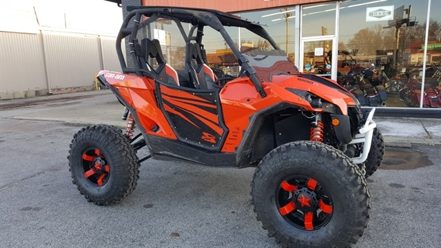 2015 Can-Am Maverick 1000 X rs DPS at Thornton's Motorcycle - Versailles, IN