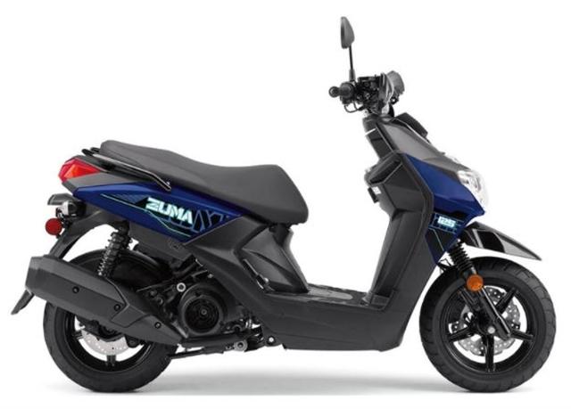 2021 YAMAHA Zuma 125 YW125ML at Got Gear Motorsports