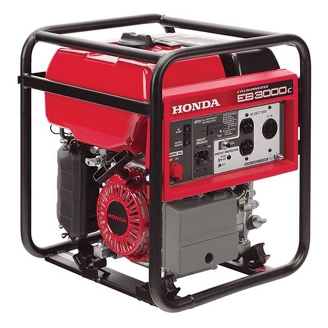 2020 Honda Power Generators EB3000c at Bettencourt's Honda Suzuki